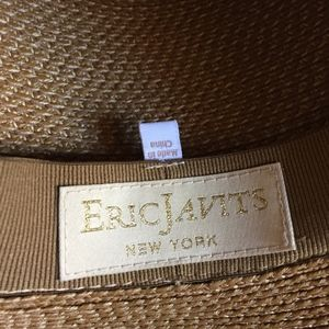 e86fc404 Eric Javits Other - ERIC JAVITS Corfu Packable Squishee Straw Hat